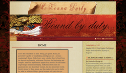 Author mckenna Darby's Officaila site